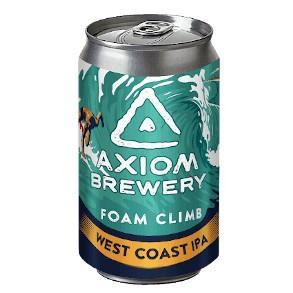 Axiom Brewery - Foam Climb
