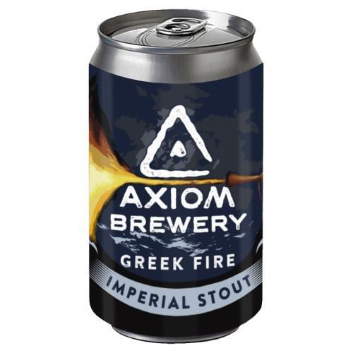 Axiom Brewery - Greek Fire