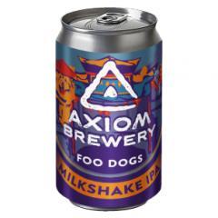 Axiom Brewery - Foo Dogs