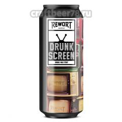 Rewort - Drunk Screen