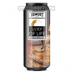 Rewort - Way Of Life