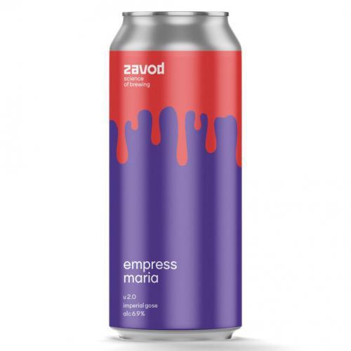 Zavod Brewery - Empress Maria v2.0