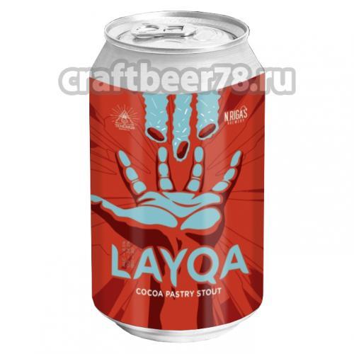 New Riga`s - Layqa