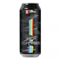 Четыре пивовара - High Dispersion [Idaho Gem + Mosaic]