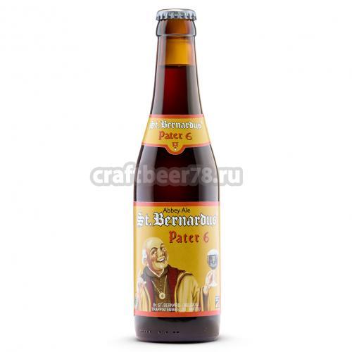 St. Bernardus - Pater 6