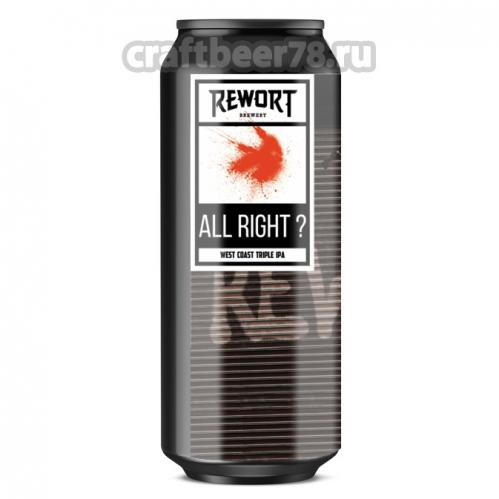 Rewort - All Right?