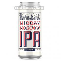 Zagovor - Midday Moscow IPA