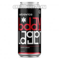 Ostrovica Brewery - B-DAY Lager