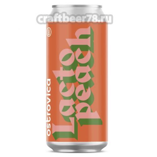 Ostrovica Brewery - Sour Cruise: Lacto Peach