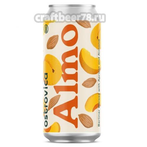 Ostrovica Brewery - Almo