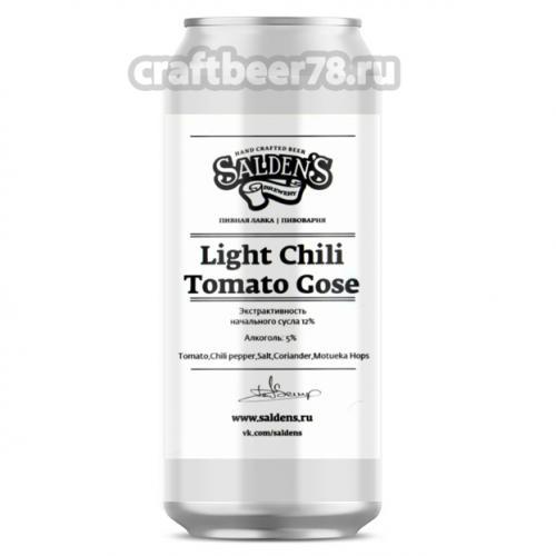 Salden's - Light Chili Tomato Gose