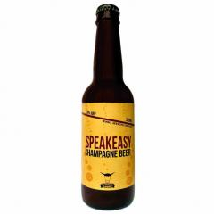 WooHa Brewing - Speakeasy Champagne Beer