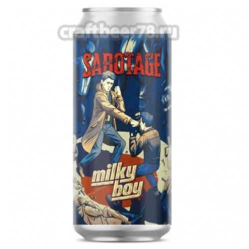 Sabotage - Milky Boy