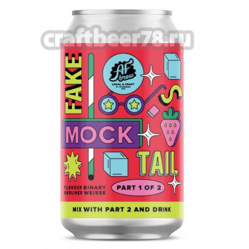AF Brew - Fake Mocktail Part 1 of 2: Strawberry