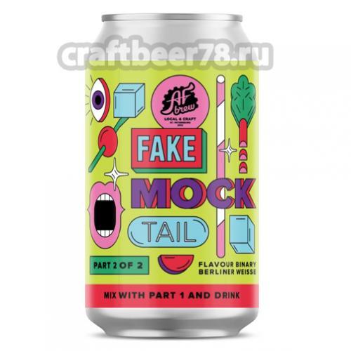 AF Brew - Fake Mocktail Part 2 of 2: Rhubarb