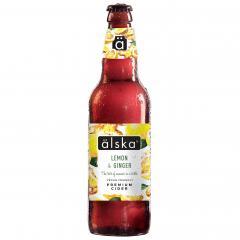 Alska - Лимон и имбирь