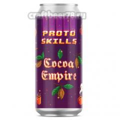 Stamm Brewing - Proto Skills: Cocoa Empire