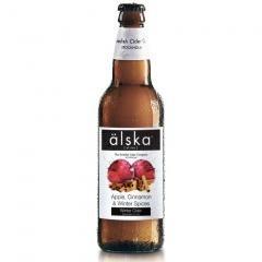 Alska - Зимний сидр [яблоко и корица]