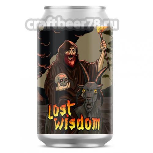 Sabotage - Lost Wisdom