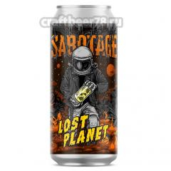 Sabotage - Lost Planet: Mango, Mint & Passion Fruit