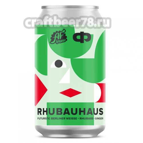 AF Brew - Rhubauhaus