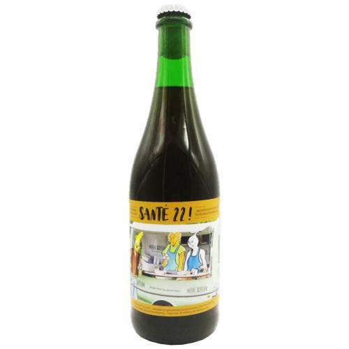 Fantôme Brasserie - Santé 22