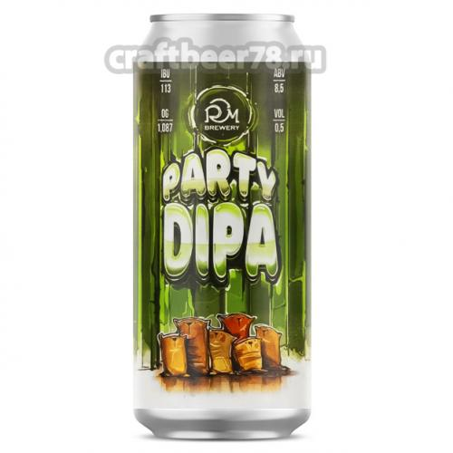 RMBrew - Party DIPA