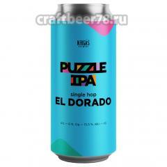 New Riga`s - Puzzle IPA El Dorado