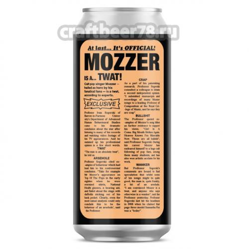 Ostrovica Brewery - Mozzer