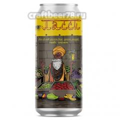 HopHead - Punjabi Lassi passion fruit, apricot, pineapple, vanilla and cardamom