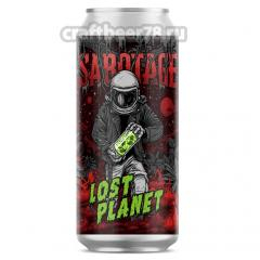 Sabotage - Lost Planet: Strawberry & Basil