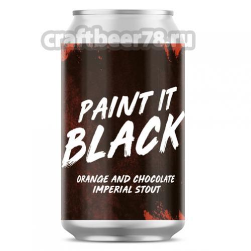 Rock'n'Beer - Paint It Black