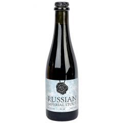 Konix - Russian Imperial Stout (barrel #Otmorozok)