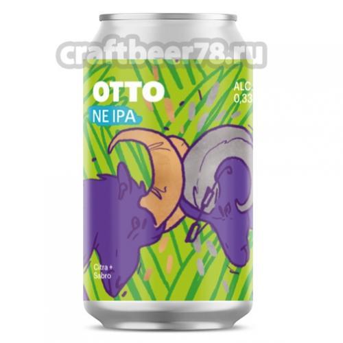 Hausmann Brewery - Otto