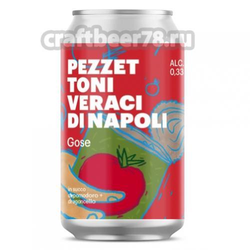 Hausmann Brewery - Pezzettoni Veraci Di Napoli