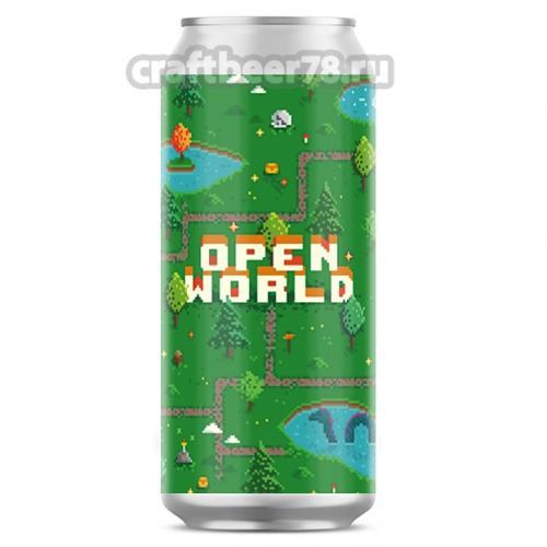 Stamm Brewing - Open World