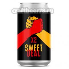 Четыре пивовара - Sweet Deal X2