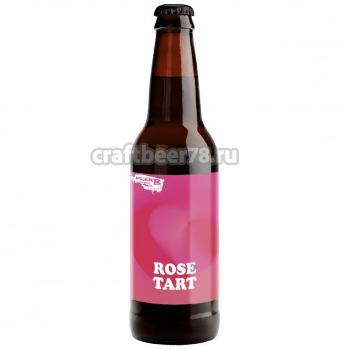 Plan B - Rose Tart