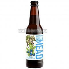 Степь и Ветер - Blueberry & Vanilla Mead Spb Edition