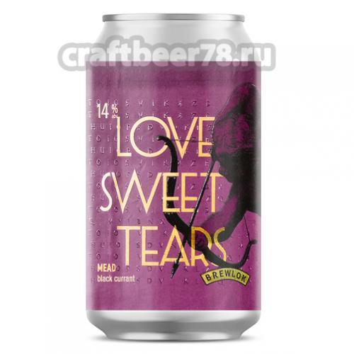 Brewlok - Love Sweet Tears (Black Currant Edition)