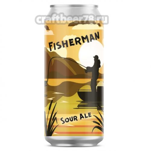 Pike Season Brewery - Fisherman