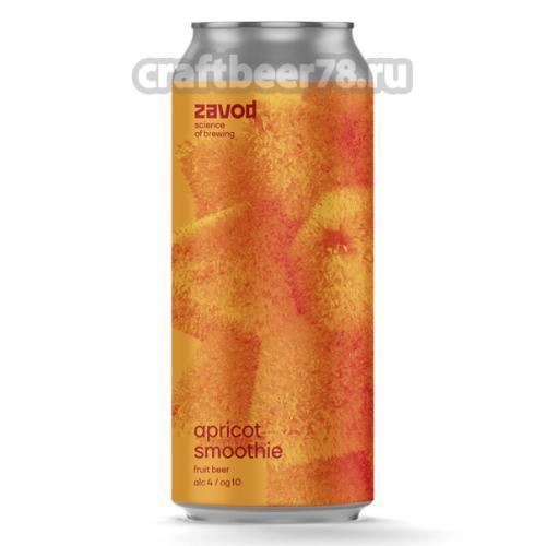 Zavod Brewery - Apricot Smoothie