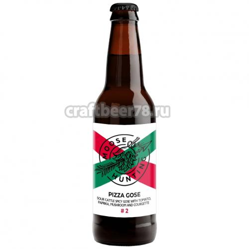 Лось и Кедр - Pizza Gose