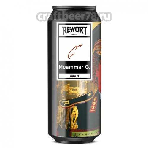 Rewort - Muammar G.