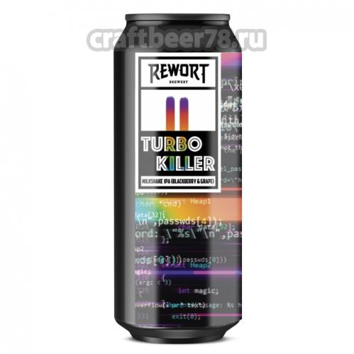 Rewort - Turbo Killer
