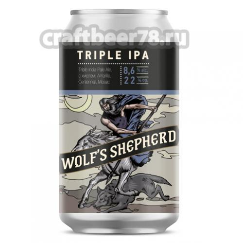 Brewlok - Wolf`s Shepherd