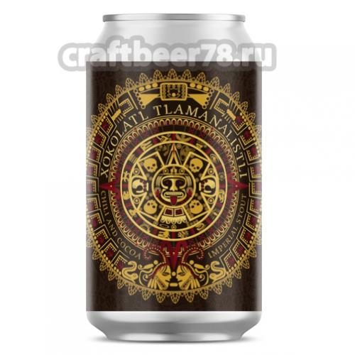 Rock'n'Beer - Xocolatl Tlamanalistli