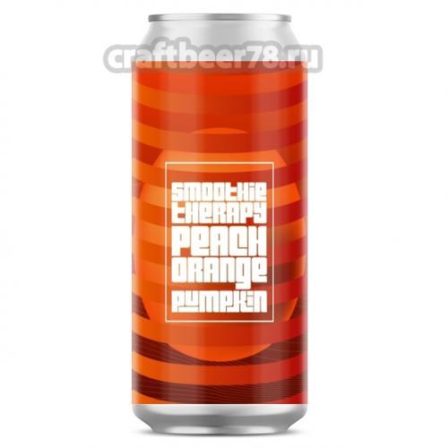 Ostrovica Brewery - Smoothie Therapy Peach Orange Pumpkin