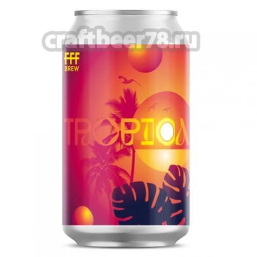 FFF Brew - Tropical