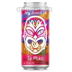 Одна тонна - Ta Moko. Waimea / Rakau Edition